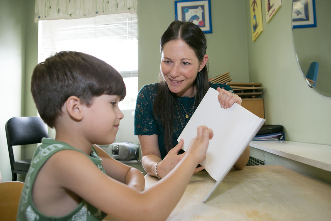 speech-language therapy in NJ