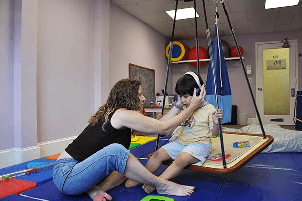 occupational therapy session NJ